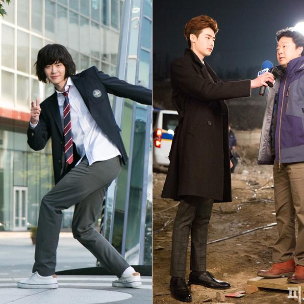 Vai trong Khi Nàng Say Giấc có gì khác loạt vai diễn trước đây của Lee Jong Suk? - Ảnh 5.
