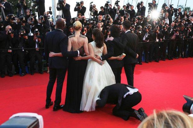 Liên hoan phim Cannes và những khoảnh khắc lịch sử trong 70 năm - Ảnh 20.