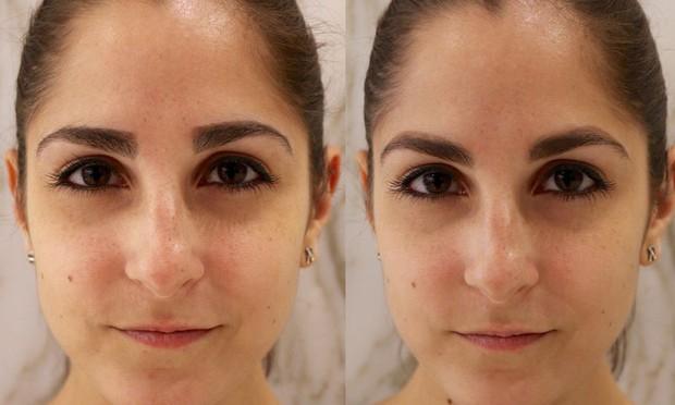 Cô nàng này đã thử dịch vụ lột xác lông mày của 2 hãng mỹ phẩm nổi tiếng và phải ố á với kết quả - Ảnh 21.