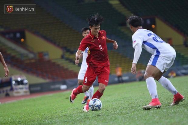 Công Phượng ghi bàn đẳng cấp, U22 Việt Nam lại thắng tưng bừng - Ảnh 9.