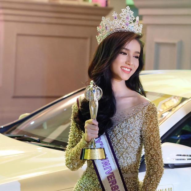 Hậu đăng quang, Hoa hậu chuyển giới Thái Lan 2017 lại khiến dân tình náo loạn vì đẹp đến mức khó tin - Ảnh 6.