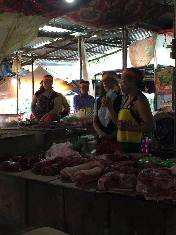 Cô bán cá, dì bán thịt - những cổ động viên đặc biệt và dễ thương nhất của Nhật Minh ở Olympia - Ảnh 5.