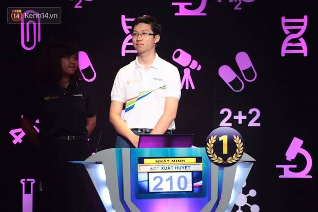 Nhà vô địch Olympia Nhật Minh nói về áp lực trên MXH trước chung kết: Mình không phải là người hay tìm hiểu những thông tin về bản thân - Ảnh 9.