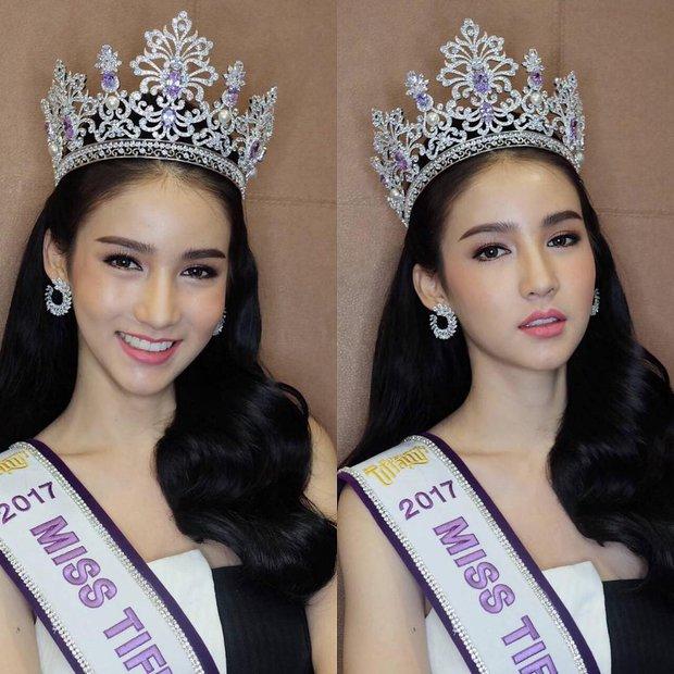 Hậu đăng quang, Hoa hậu chuyển giới Thái Lan 2017 lại khiến dân tình náo loạn vì đẹp đến mức khó tin - Ảnh 7.