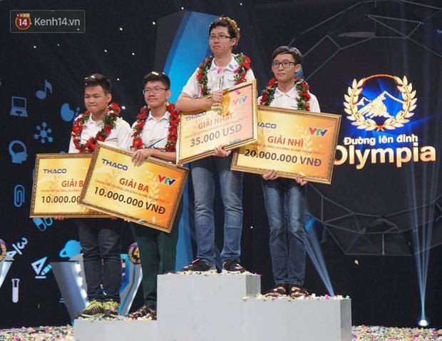 Nhà vô địch Olympia Nhật Minh nói về áp lực trên MXH trước chung kết: Mình không phải là người hay tìm hiểu những thông tin về bản thân - Ảnh 13.