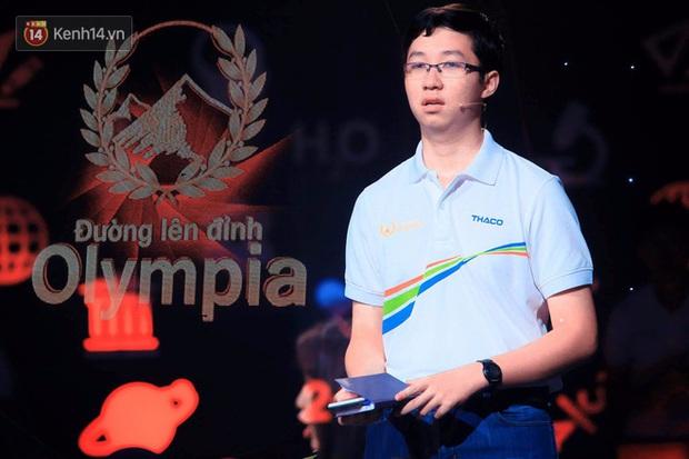 Nhà vô địch Olympia Nhật Minh nói về áp lực trên MXH trước chung kết: Mình không phải là người hay tìm hiểu những thông tin về bản thân - Ảnh 4.