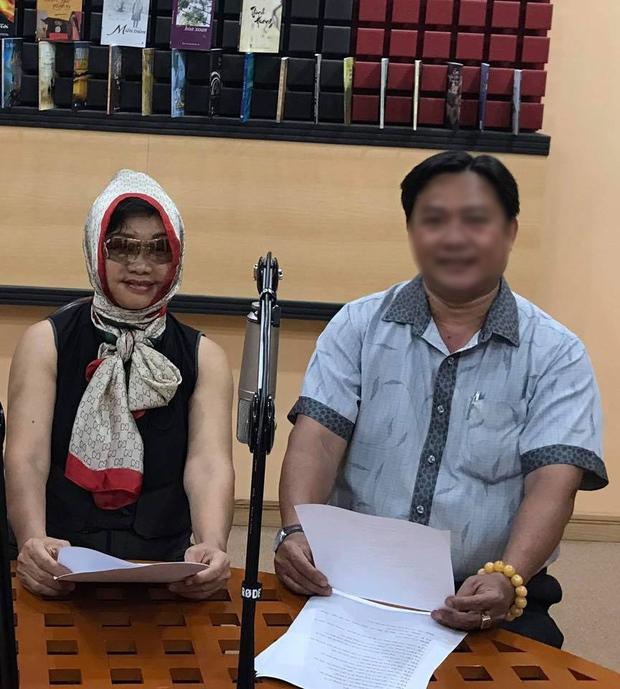 Nghệ sĩ Lê Xuân Hương bất ngờ tái xuất với gương mặt sưng phù khác lạ - Ảnh 1.