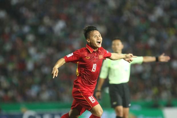 Sao U23 Việt Nam lập hai siêu phẩm mang phong cách Robben - Ảnh 2.
