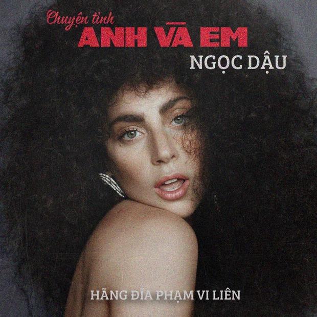 Bật cười khi Taylor Swift, Lady Gaga... hóa cô Ba Sài Gòn trên bìa album! - Ảnh 1.