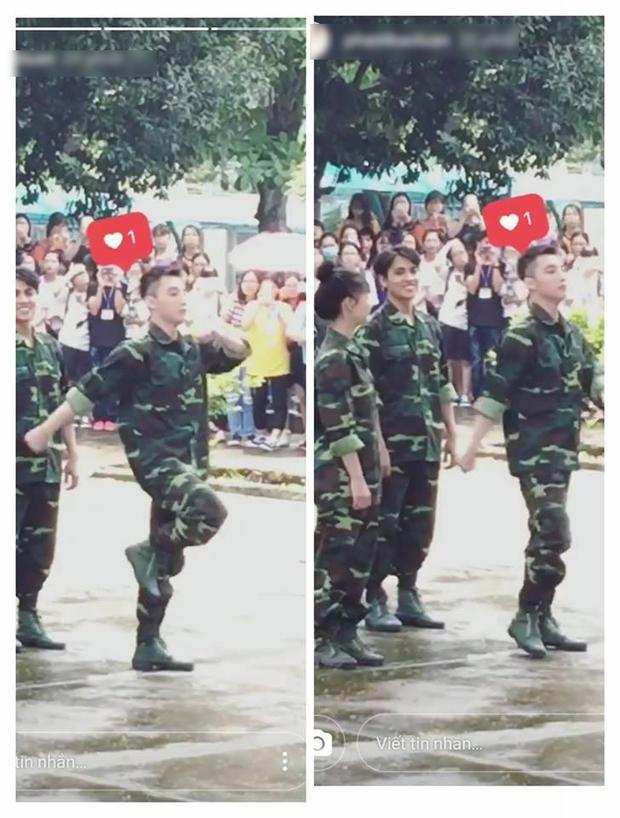 Hình ảnh điển trai cực ngầu của anh lính Sơn Tùng M-TP đang hot rần rần đây này! - Ảnh 2.