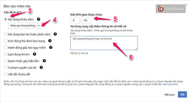 Bắt gặp video độc hại trên Youtube, đây là cách để bạn chôn nó ngay trước khi kịp đẻ trứng - Ảnh 3.