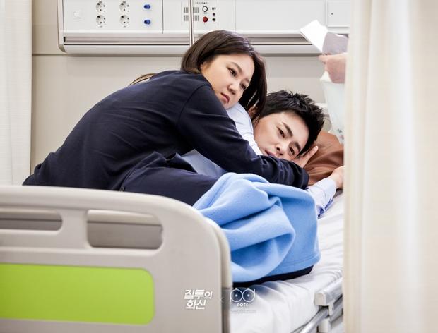 Valentine nếu chẳng đi đâu, ở nhà xem 10 phim Hàn này cũng đáng lắm! - Ảnh 37.