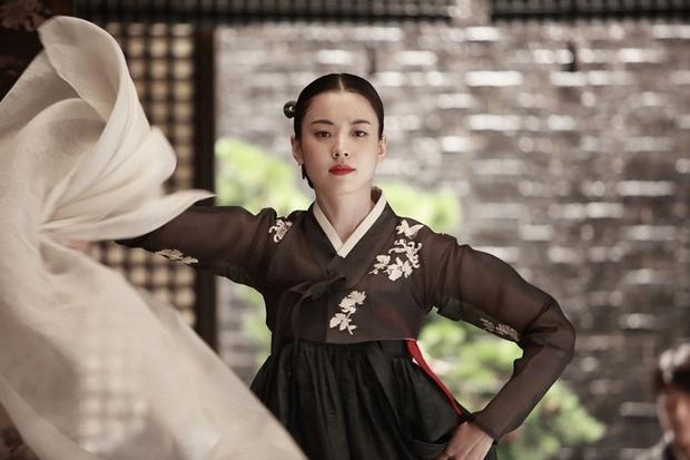 Rụng rời trước nhan sắc 12 mĩ nhân cổ trang đẹp nhất điện ảnh Hàn Quốc - Ảnh 22.