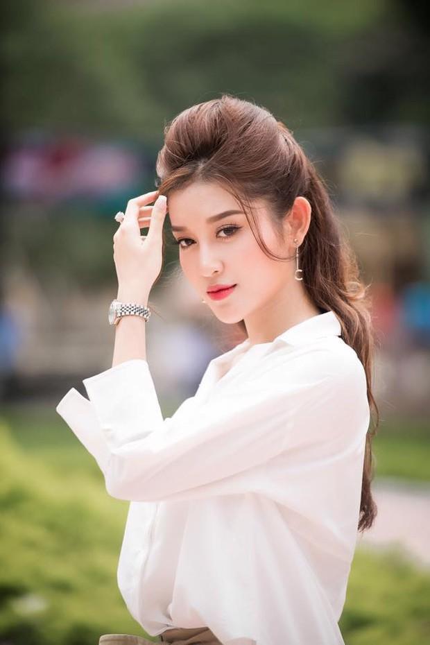 """Loạt người đẹp chia sẻ kinh nghiệm và đặt kì vọng vào Huyền My tại """"Miss Grand International 2017"""" - Ảnh 1."""
