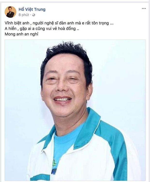 Danh hài Khánh Nam qua đời ở tuổi 56 - Ảnh 6.