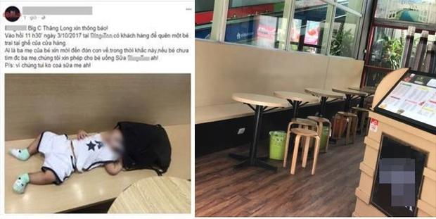 Thông tin người mẹ bỏ quên con trai ở Big C Thăng Long gây xôn xao mạng xã hội và sự thật gây phẫn nộ đằng sau - Ảnh 1.
