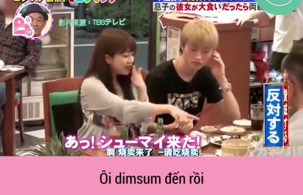 Cô gái Nhật ăn hết phần ăn dimsum của 26 người khi đi ra mắt - Ảnh 2.
