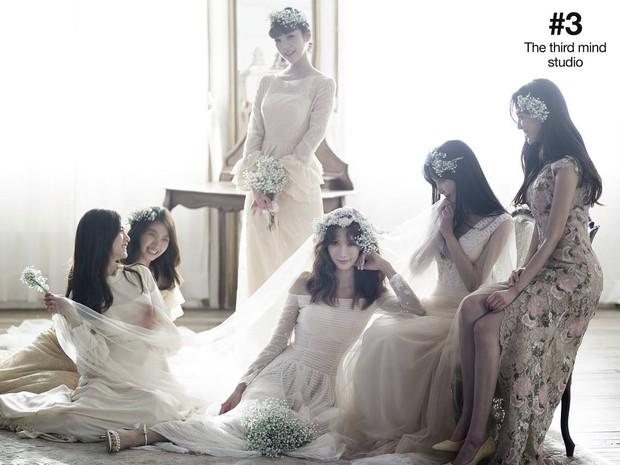 Hình cưới của cựu thành viên After School gây bão: Toàn phù dâu mỹ nhân chân dài, đẹp như poster MV - Ảnh 2.