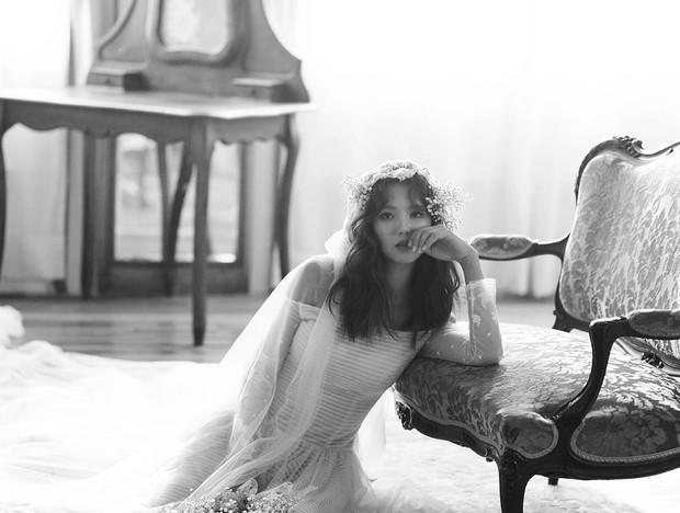 Hình cưới của cựu thành viên After School gây bão: Toàn phù dâu mỹ nhân chân dài, đẹp như poster MV - Ảnh 9.
