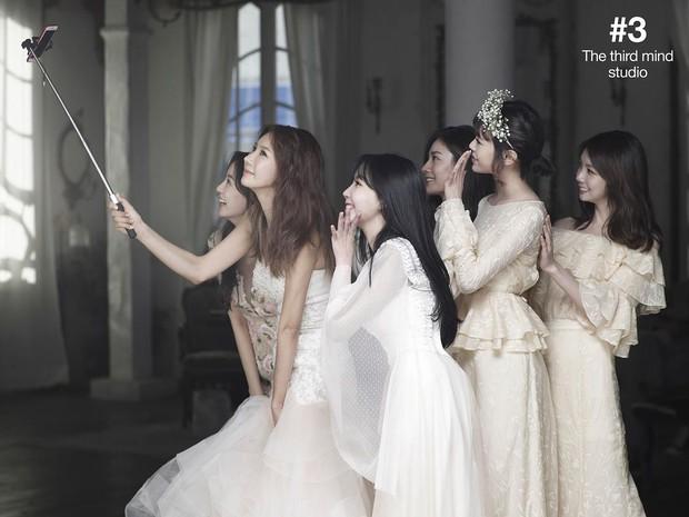 Hình cưới của cựu thành viên After School gây bão: Toàn phù dâu mỹ nhân chân dài, đẹp như poster MV - Ảnh 3.
