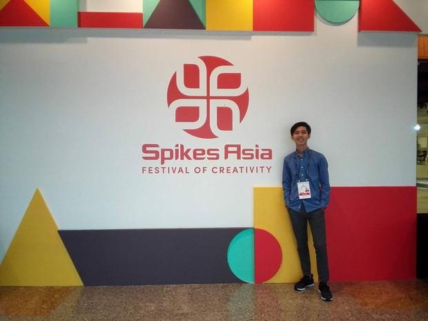 Nhật ký thực tập thú vị của chàng trai vừa tham dự Young Spike Asia 2017 - Ảnh 5.