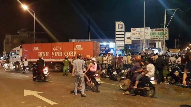 Khởi tố, bắt tạm giam tài xế xe tải tông chết nữ sinh lớp 9 trên đường đi học về ở Đà Nẵng - Ảnh 1.