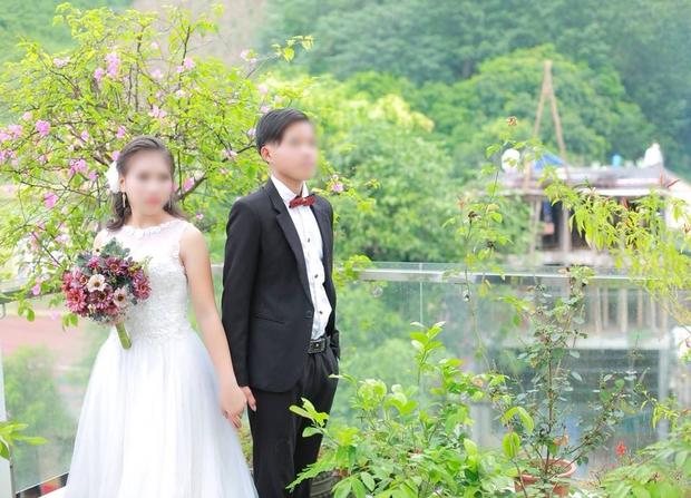 Người chụp bộ ảnh cưới cô dâu 13 tuổi cùng chú rể 16 tuổi ở Lào Cai: Do tục lệ của người dân tộc HMông như vậy - Ảnh 4.