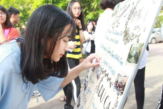 Sau Khánh Vy, trường Phan Bội Châu (Nghệ An) lại có nữ sinh nổi tiếng chỉ nhờ 1 đoạn clip - Ảnh 7.