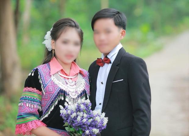 Người chụp bộ ảnh cưới cô dâu 13 tuổi cùng chú rể 16 tuổi ở Lào Cai: Do tục lệ của người dân tộc HMông như vậy - Ảnh 5.