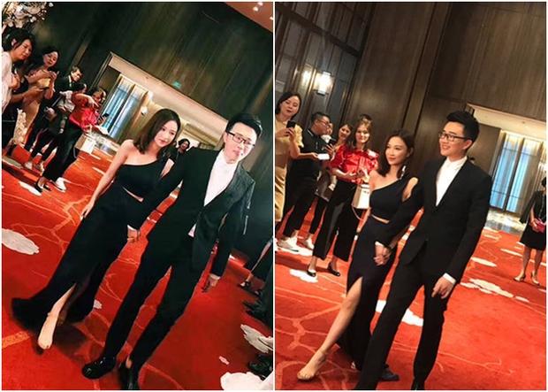 Bạn gái cũ xinh đẹp của đại thiếu gia Vương Tư Thông gây chú ý vì tiệc đính hôn xa hoa với phú nhị đại - Ảnh 2.
