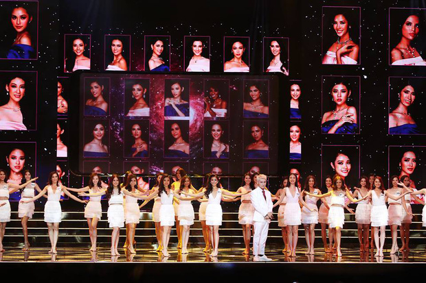 Bán kết Hoa hậu Hoàn vũ Việt Nam: Không ngoài dự đoán, Hoàng Thùy, Mâu Thủy lọt Top 45 thí sinh chung cuộc - Ảnh 5.