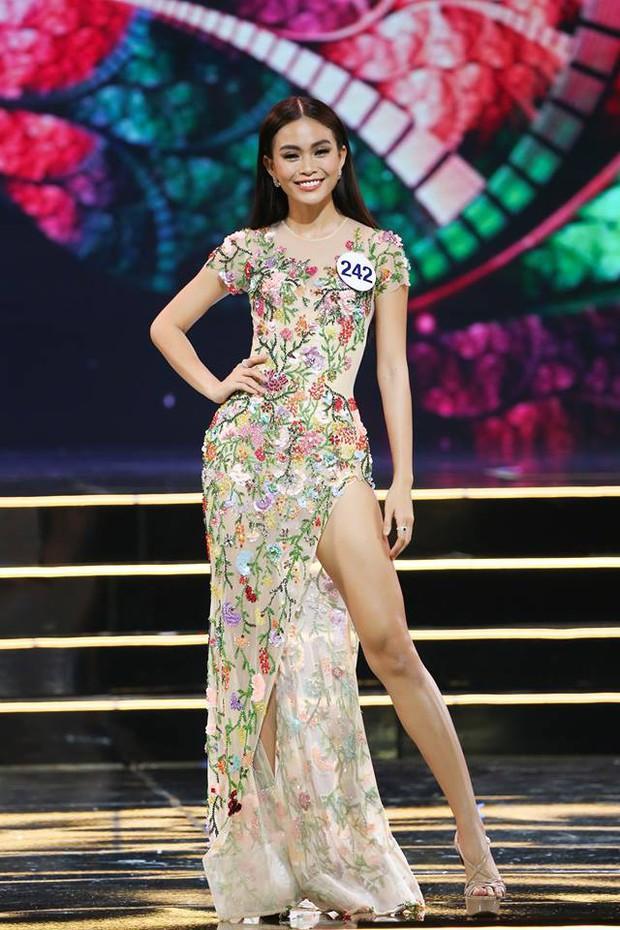 Bán kết Hoa hậu Hoàn vũ Việt Nam: Không ngoài dự đoán, Hoàng Thùy, Mâu Thủy lọt Top 45 thí sinh chung cuộc - Ảnh 23.