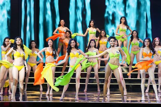 Bán kết Hoa hậu Hoàn vũ Việt Nam: Không ngoài dự đoán, Hoàng Thùy, Mâu Thủy lọt Top 45 thí sinh chung cuộc - Ảnh 10.