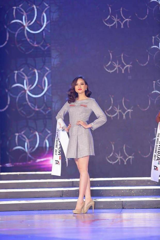 Khánh Ngân xuất sắc vượt qua 61 đối thủ đăng quang Miss Globe (Hoa hậu Hoàn cầu 2017) - Ảnh 5.