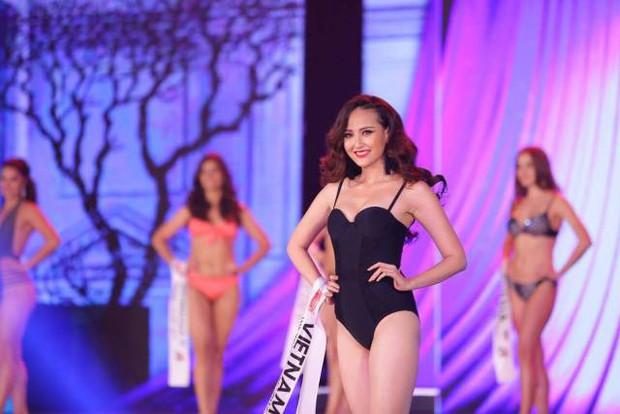 Khánh Ngân xuất sắc vượt qua 61 đối thủ đăng quang Miss Globe (Hoa hậu Hoàn cầu 2017) - Ảnh 3.