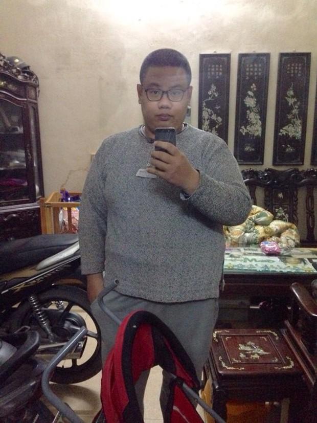 Hành trình giảm 60kg trong 6 tháng của cậu sinh viên béo phì suốt ngày bị bạn bè cười chê - Ảnh 3.