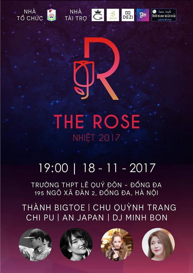 Clip: Chi Pu hát liền 3 ca khúc khi về dự prom trường cũ - Ảnh 1.