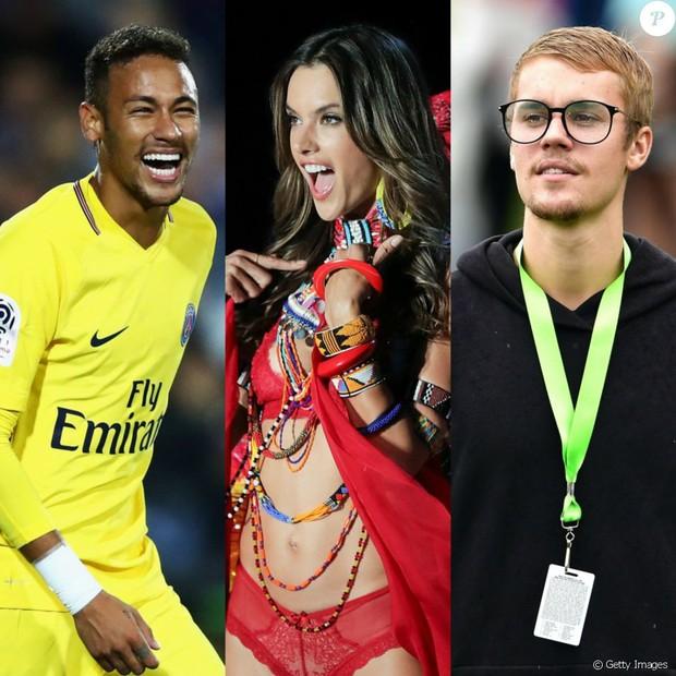 Thiên thần Alessandra Ambrosio muốn hôn Ronaldo, cưới Neymar - Ảnh 2.