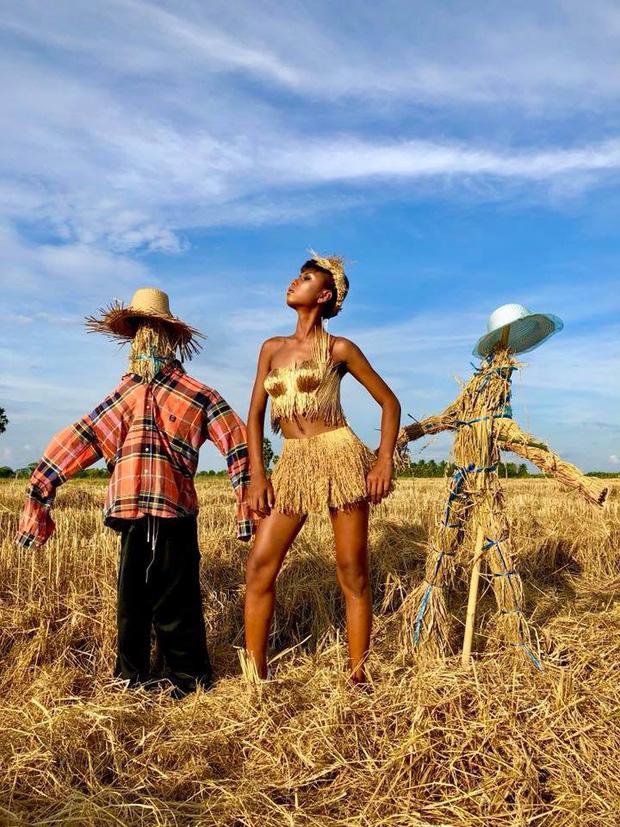 Thiên thần Victorias Secret phiên bản nông nghiệp Thái Lan khoe dáng nuột nà trong bộ ảnh mới - Ảnh 8.