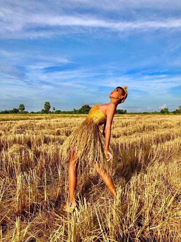 Thiên thần Victorias Secret phiên bản nông nghiệp Thái Lan khoe dáng nuột nà trong bộ ảnh mới - Ảnh 9.