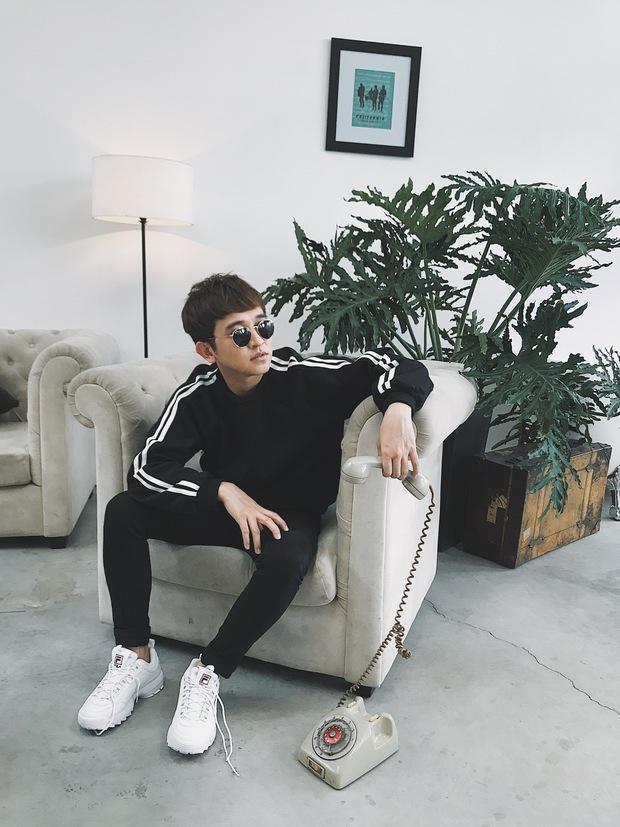 Giới trẻ châu Á người người nhà nhà đang diện T-shirt và sneaker Fila chất phát ngất ra sao? - Ảnh 14.