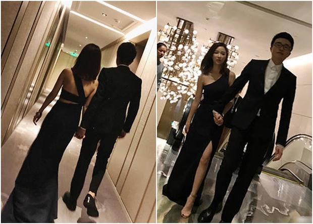 Bạn gái cũ xinh đẹp của đại thiếu gia Vương Tư Thông gây chú ý vì tiệc đính hôn xa hoa với phú nhị đại - Ảnh 1.
