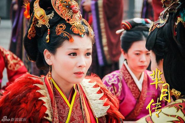 7 vai diễn nữ hóa ác đầy ấn tượng trên màn ảnh Hoa Ngữ - Ảnh 24.