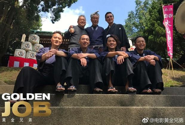 Fan TVB mừng húm vì Người Trong Giang Hồ toàn dàn cast xịn chuẩn bị lên sóng năm 2018 - Ảnh 4.