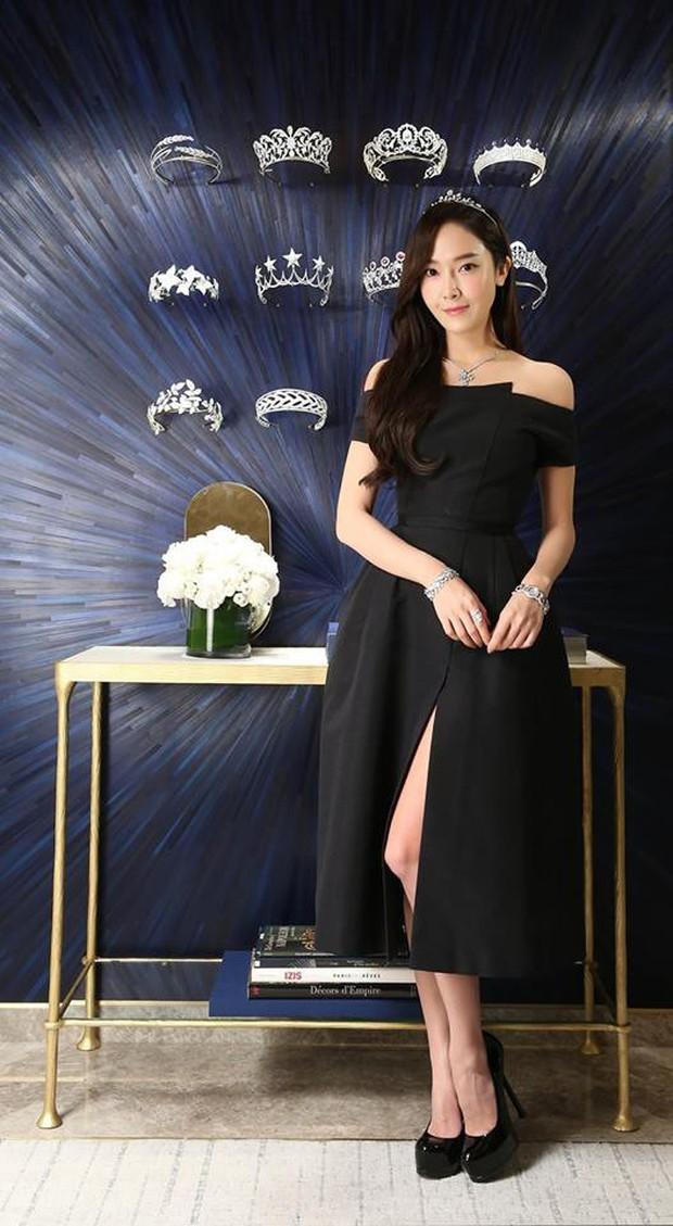 Trở lại thời kỳ đỉnh cao nhan sắc, Jessica Jung đẹp dịu dàng không tì vết - Ảnh 5.