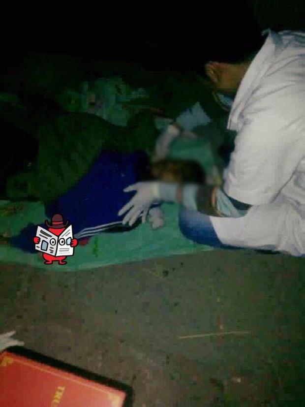 Thiếu niên 15 tuổi bị đánh gần chết ở Từ Liêm vì ăn trộm khiến cư dân mạng tranh cãi dữ dội - Ảnh 3.