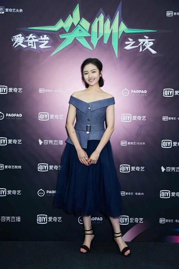 Thảm đỏ iQiYi: Dương Mịch cân cả dàn mỹ nhân Cbiz, bạn gái Trương Hàn nhan sắc ngày càng lên hương - Ảnh 14.