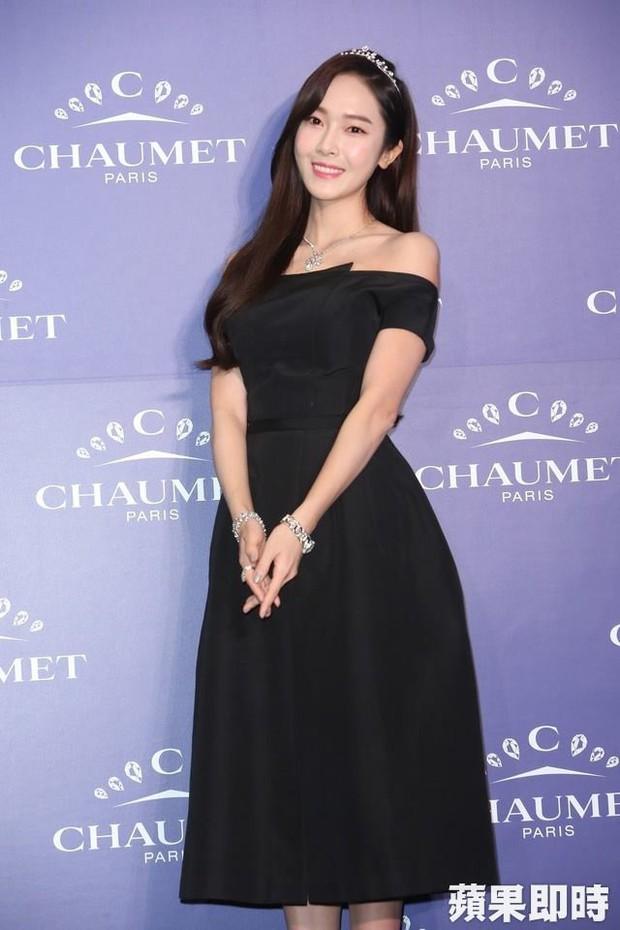 Trở lại thời kỳ đỉnh cao nhan sắc, Jessica Jung đẹp dịu dàng không tì vết - Ảnh 2.