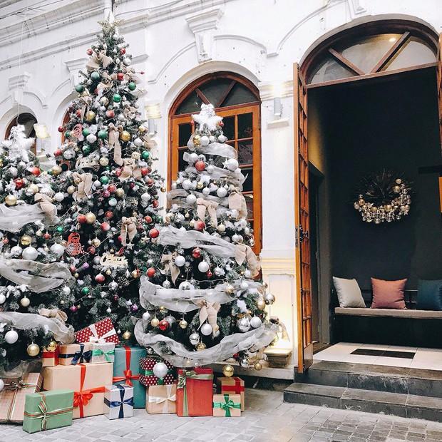 Các quán cafe sống ảo cực đẹp cho bạn mùa Giáng sinh này - Ảnh 17.