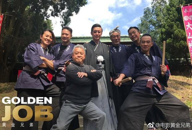 Fan TVB mừng húm vì Người Trong Giang Hồ toàn dàn cast xịn chuẩn bị lên sóng năm 2018 - Ảnh 5.